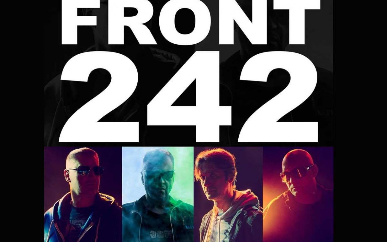Front 242 Saturday 5 February 2022 London