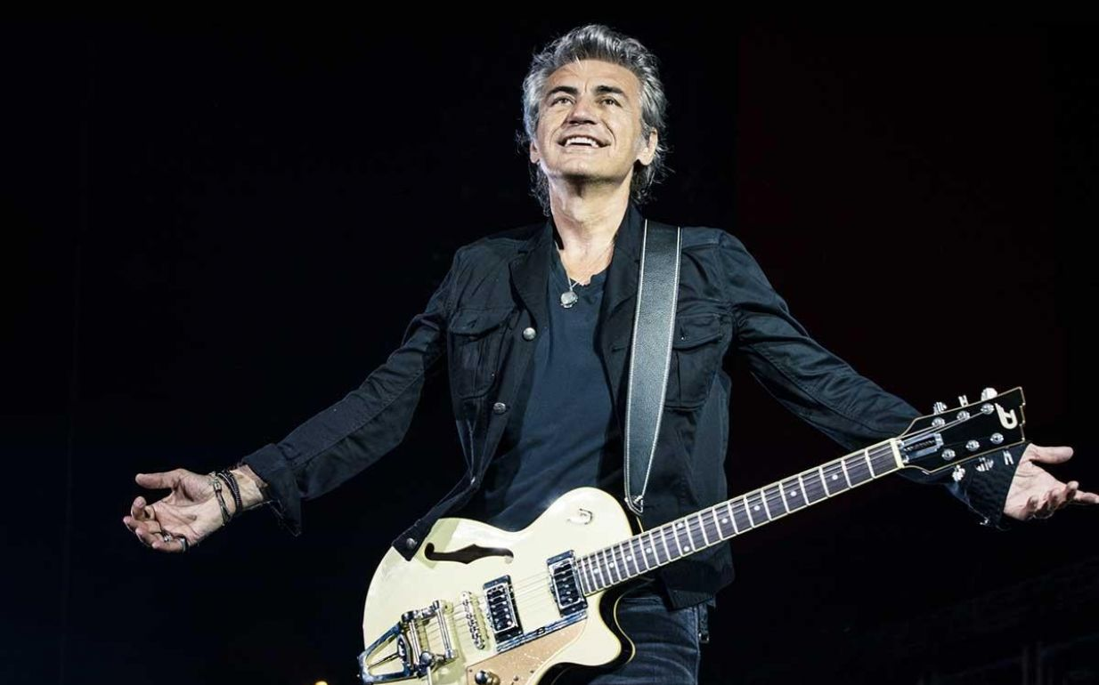 Ligabue, at O2 Shepherds Bush Empire in London on Friday 21 May 2021 at 19:00 hours. Rock london. Nuitlife.com