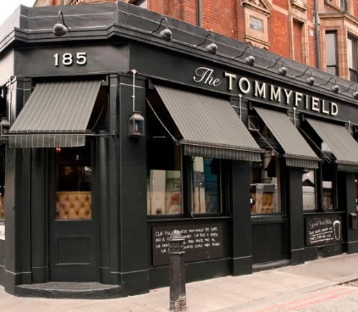 Always Be Comedy: Kennington, at The Tommyfield in London from thursday 29 june to thursday 21 september 2017. Comedy-theatre. Nightlondon