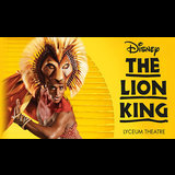 The Lion King From Tuesday 24 April to Sunday 30 September 2018