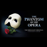 The Phantom of the Opera From Monday 23 October to Saturday 3 March 2018
