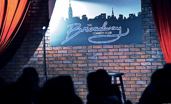 New Year´s Eve Stand Up Comedy Show, at Broadway Comedy Club in New York on Thursday 31 December 2020 at 20:00 hours. Standup shows-nyc. Nuitlife.com